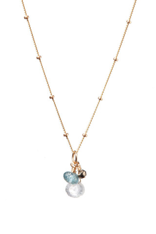 Allison Neumann - Cascade Necklace $250