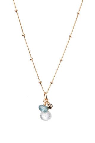 Allison Neumann - Cascade Necklace $250
