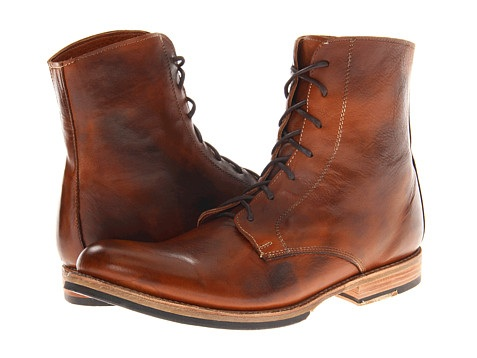 Bed Stü - Cobbler Bolter Tan Glove Boot  $235