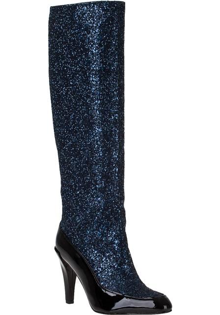 Diane von Furstenberg - Dalad Glitter Boot $249