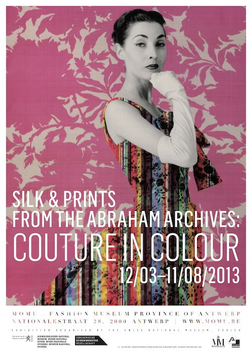 MoMu - From The Abraham Archives: Couture In Color
