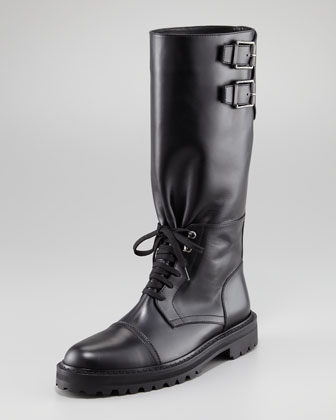 Belstaff - Banbridge Runway Tall Boot  $1295