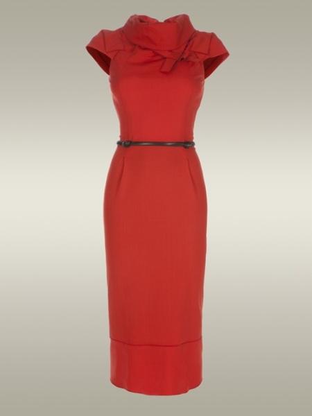 Roland Mouret - Garnet Dress $2159