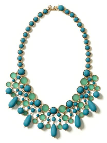 Banana Republic - Anchors Aweigh Necklace $79.50