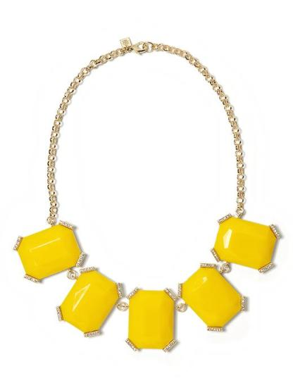 Banana Republic - Sparkle Stone Necklace $59.50