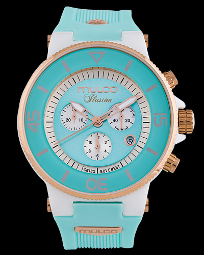 Mulco Watches: Ilusion Colllection MW3-11009-053 $395