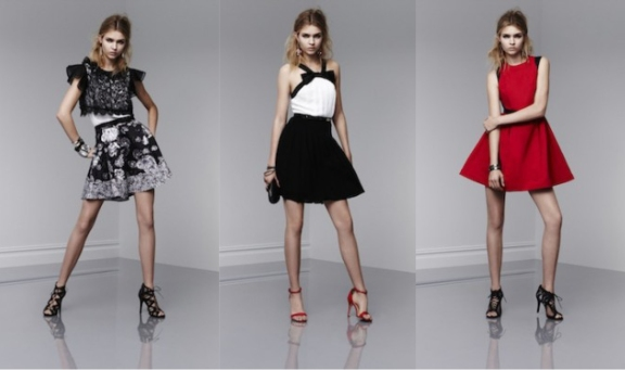 Prabal Gurung for Target Collection (click to enlarge image)
