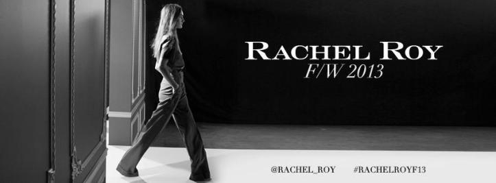 Rachel Roy Fall 2013 Show