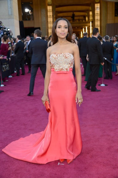 4Kerry Washington in Miu Miu
