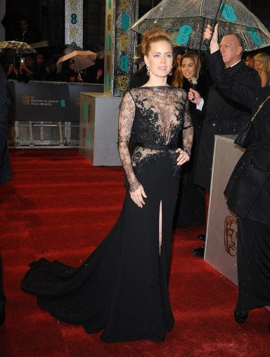 Amy Adams in Elie Saab