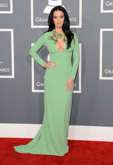 Katy Perry in Gucci