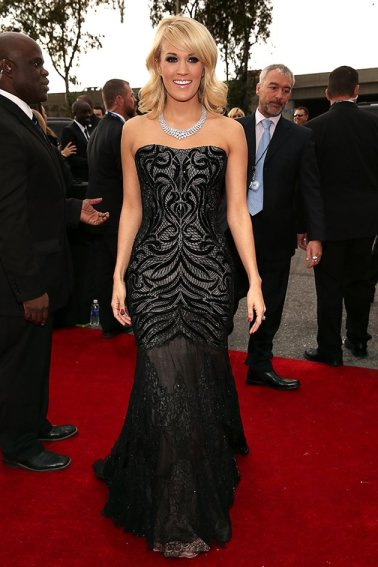 Carrie Underwood in Roberto Cavalli