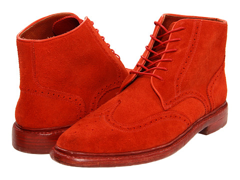Florsheim by Duckie Brown - Broken-In Brogue Boot