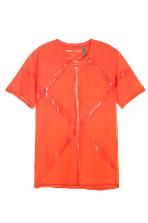 ET-T-HAMIDI-RS-ORANGE - Jersey T-Shirt $98