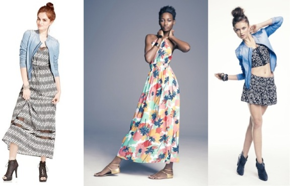 Macy's and Teen Vogue Collection