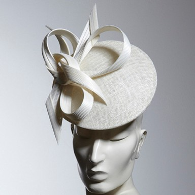 Philip Treacy London - Powder Disc Bow $847