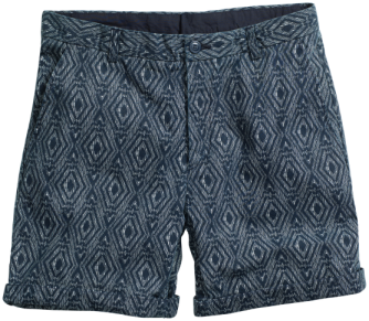 H&M Conscious Collection - Print Shorts