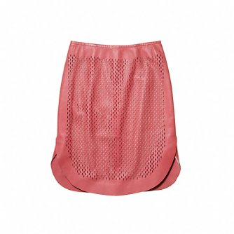 Reed Krakoff - Perforated Curved Pencil Skirt $2490