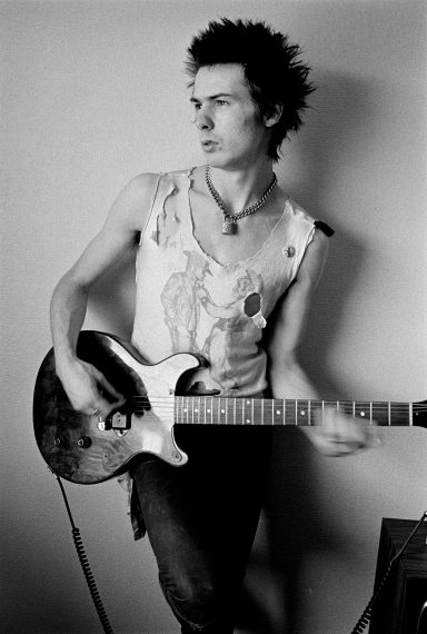 The Met Gala Punk Chaos To Couture - Sid Vicious by Dennis Morris,1977