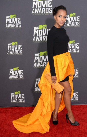 1Kerry Washington in Michael Kors