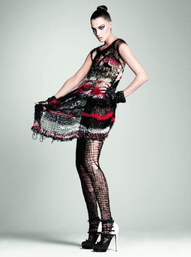 The Met Gala Punk Chaos To Couture - Rodarte, 2008 by David Sims