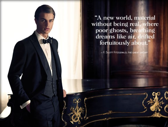 """Brooks Brothers & Catherine Martin """"The Great Gatsby"""" Collaboration"""