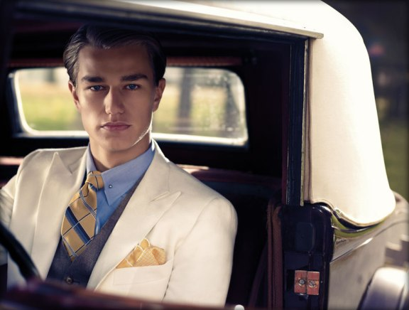 "Brooks Brothers & Catherine Martin ""The Great Gatsby"" Collaboration"