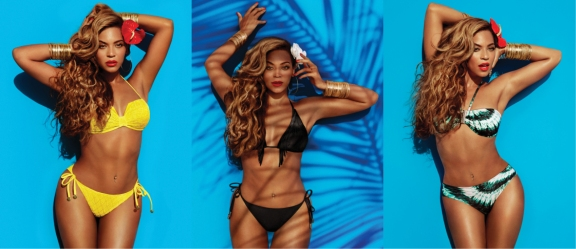 H&M + Beyoncé Summer Collection