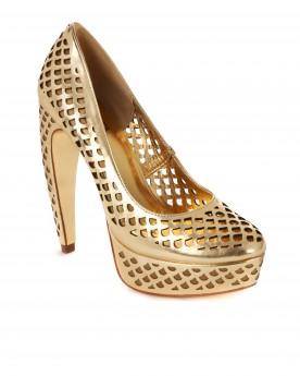 Ted Baker - Poppyd Banana Heel Shoe $330
