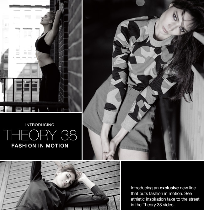 Street Light Theory: Get Sporty With Theory 38