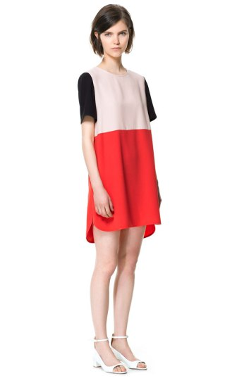 Zara - Combination Dress $79.90