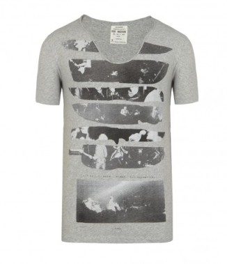 AllSaints Knife Tonic Scoop T-shirt $62.00