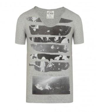 AllSaints Knife Tonic Scoop T-shirt $62.00