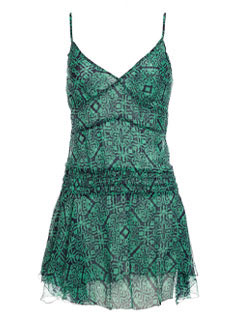 Joe's Mosaic Print Beach Tank Dress $225.00