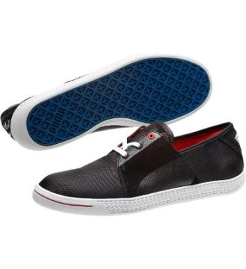Puma - MINI Leedester Lace-Up Men's Sneakers $100