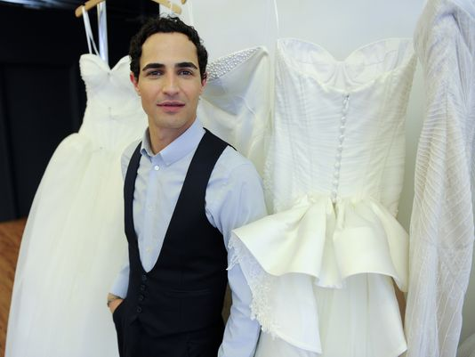 Designer Zac Posen - Truly Zac Posen for David's Bridal