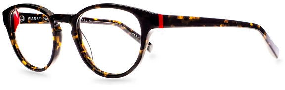 Warby Parker - Percey Frame Man of Steel Collection $95.00