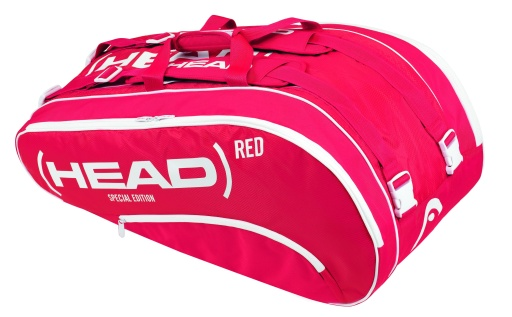 Fab.com - Monstercombi Raquet Bag by (HEAD) RED $110