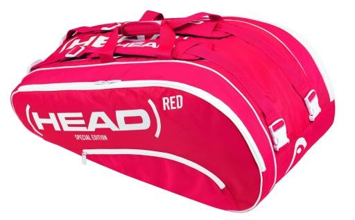 Fab.com - Monstercombi Raquet Bag by (HEAD) RED $110