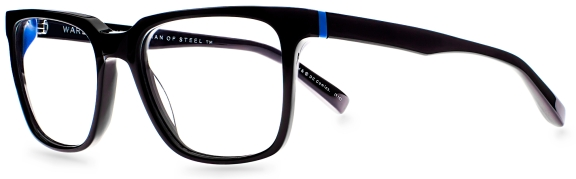 Warby Parker Chamberlain Frame - Man of Steel Collection $95.00