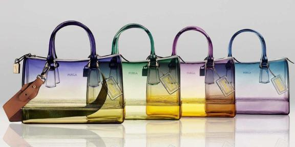 Furla - Candy Sunset Satchel $498.00
