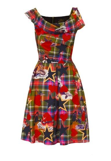 Vivienne Westwood - Sea Monster Halton Dress $680