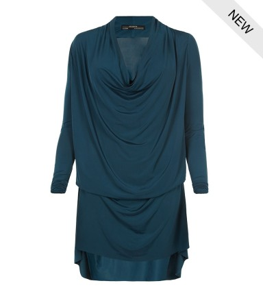 AllSaints - Amei Long Sleeved Dress $168