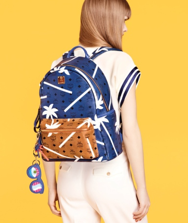 Craig & Karl for MCM (backpack)