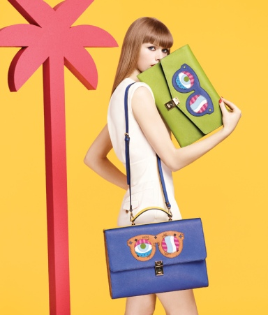 Craig & Karl for MCM (document case and briefcase)