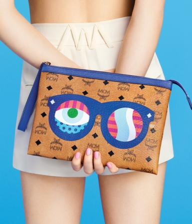 Craig & Karl for MCM (pouch)