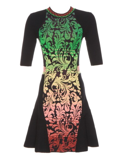 M Mission Brocade Intarsia Dress $895