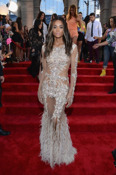 Hit: Ciara in Givenchy