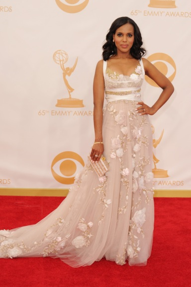 1Kerry Washington in Marchesa