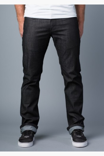 20Jeans - Vantage Point Disbelief Slim-Straight Jeans in Black Out $25